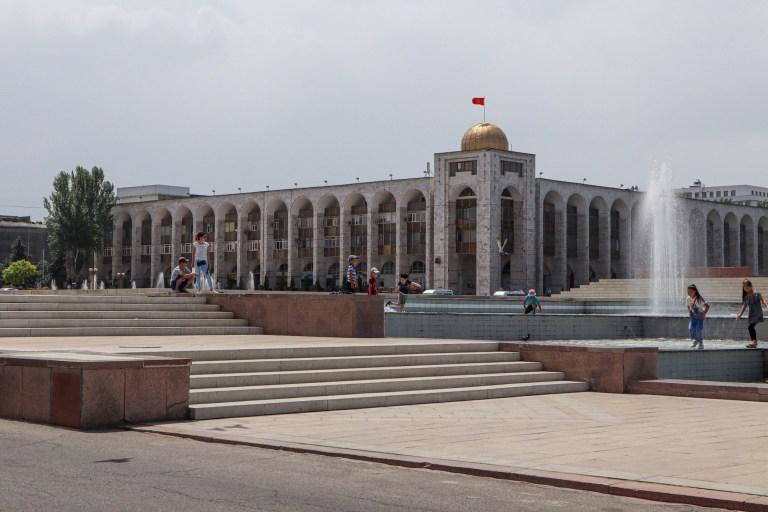 Площадь Ала Тоо