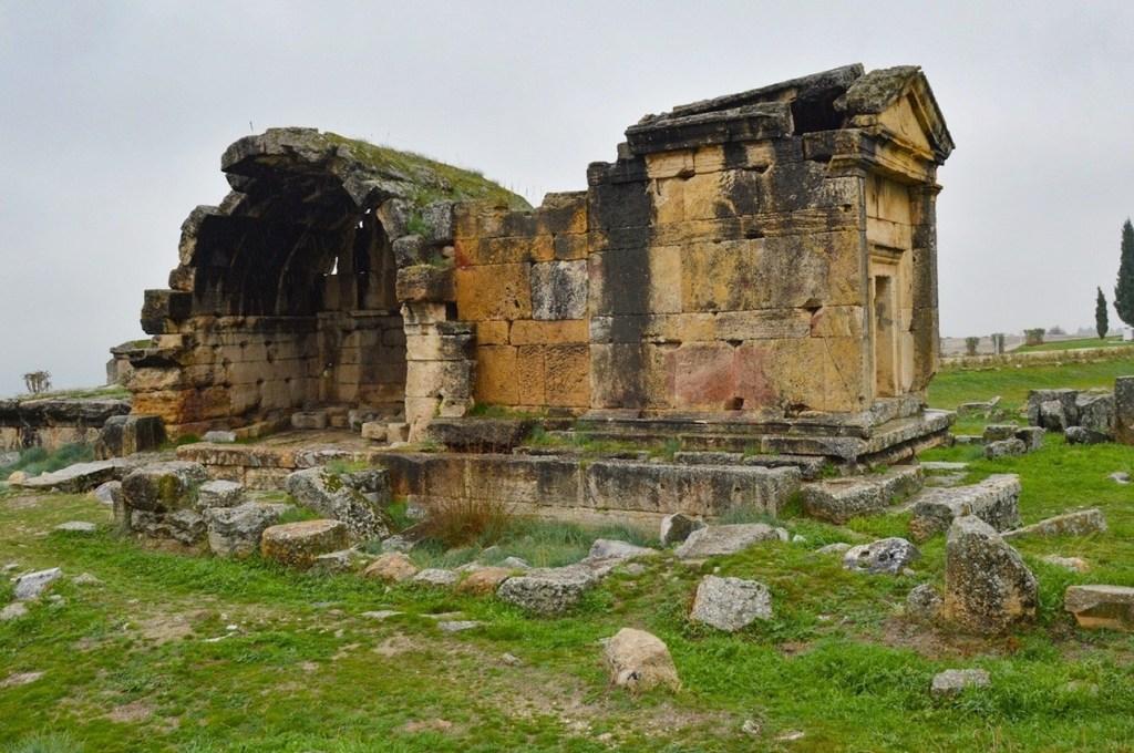 Семейный склеп — Иераполис