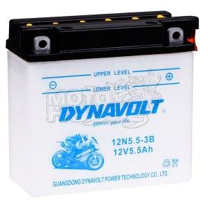 Bateria Para Motocicleta Dynavolt 12n5.5-3b