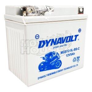 Bateria De Gel Para Motocicleta Dynavolt Dtx5l-bs