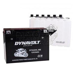 Bateria Para Motocicleta Dynavolt Dtx24hl-bs (ytx24hl-bs)