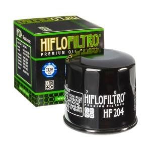 Filtro De Aceite P/motocicleta Hiflo Hf204 / Hf-204