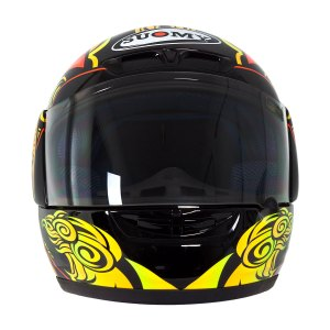 Casco Motociclista Integral Certificado Suomy Apex Gladiator