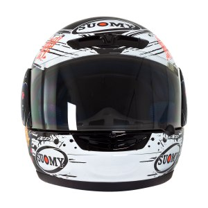 Casco Motociclista Integral Certificado Suomy Apex Japan Oro