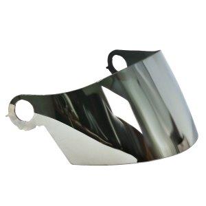 Mica Espejo Iridio Crom Para Casco Marca Suomy Mod Apex / Sr
