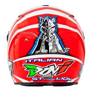 Casco Motociclismo Integral Suomy Sr-sport Dovi Italian Stallion
