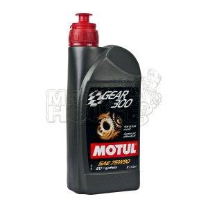 Aceite Para Transmisión Gear 300 75w90 Motul 1 Lt