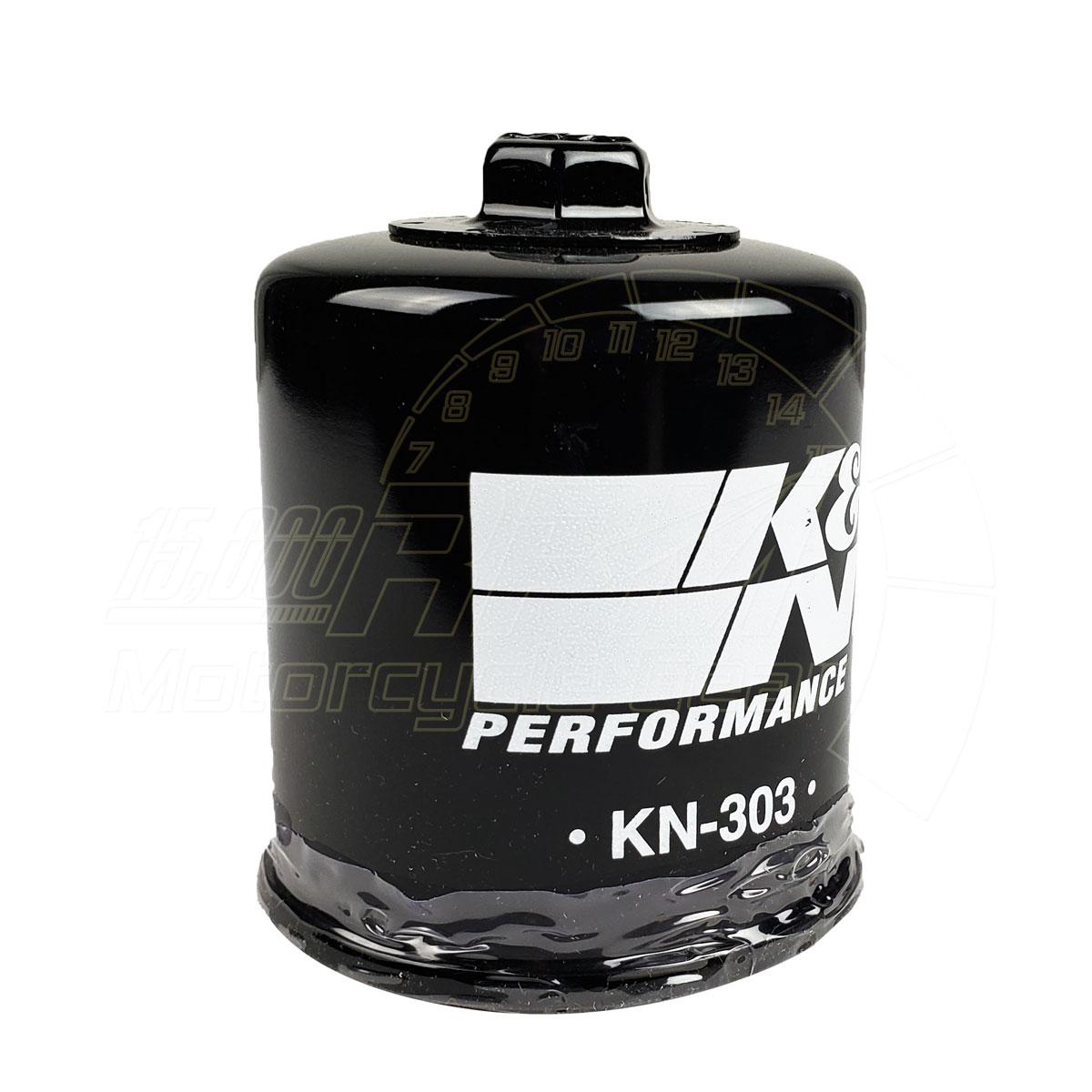Filtro De Aceite P/motocicleta K&n Kn-303