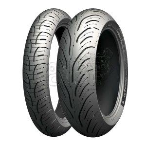 Llanta Moto Michelin Pilot Road 4 Gt 190/55-17 75w Radial