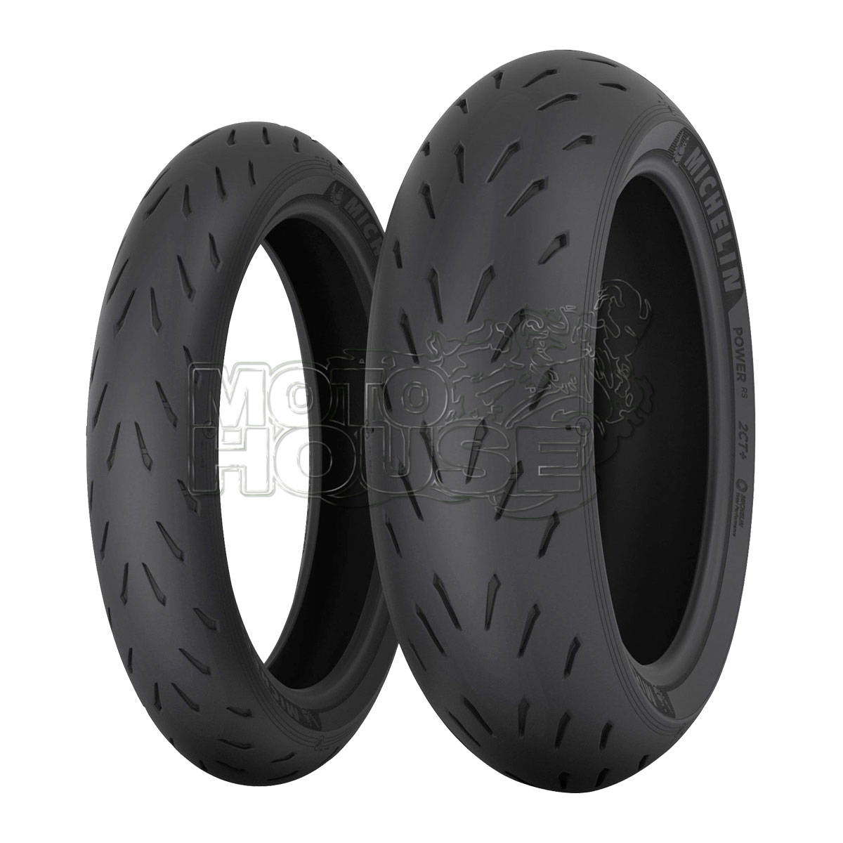 Llanta Para Moto Michelin Power Rs 120/70-17 58w