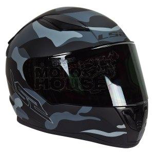 Casco Integral Ls2 Ff353 Rapid Camouflage