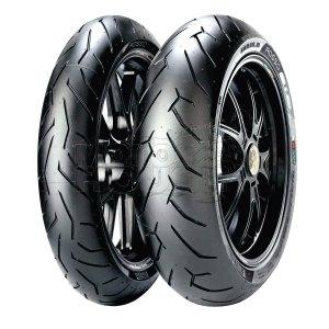 Llanta P/ Motocicleta Pirelli Diablo Rosso 2 100/80-17 52h