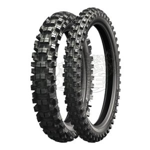 Llanta Para Moto Cross Michelin Starcross 5 Med.  90/100-21