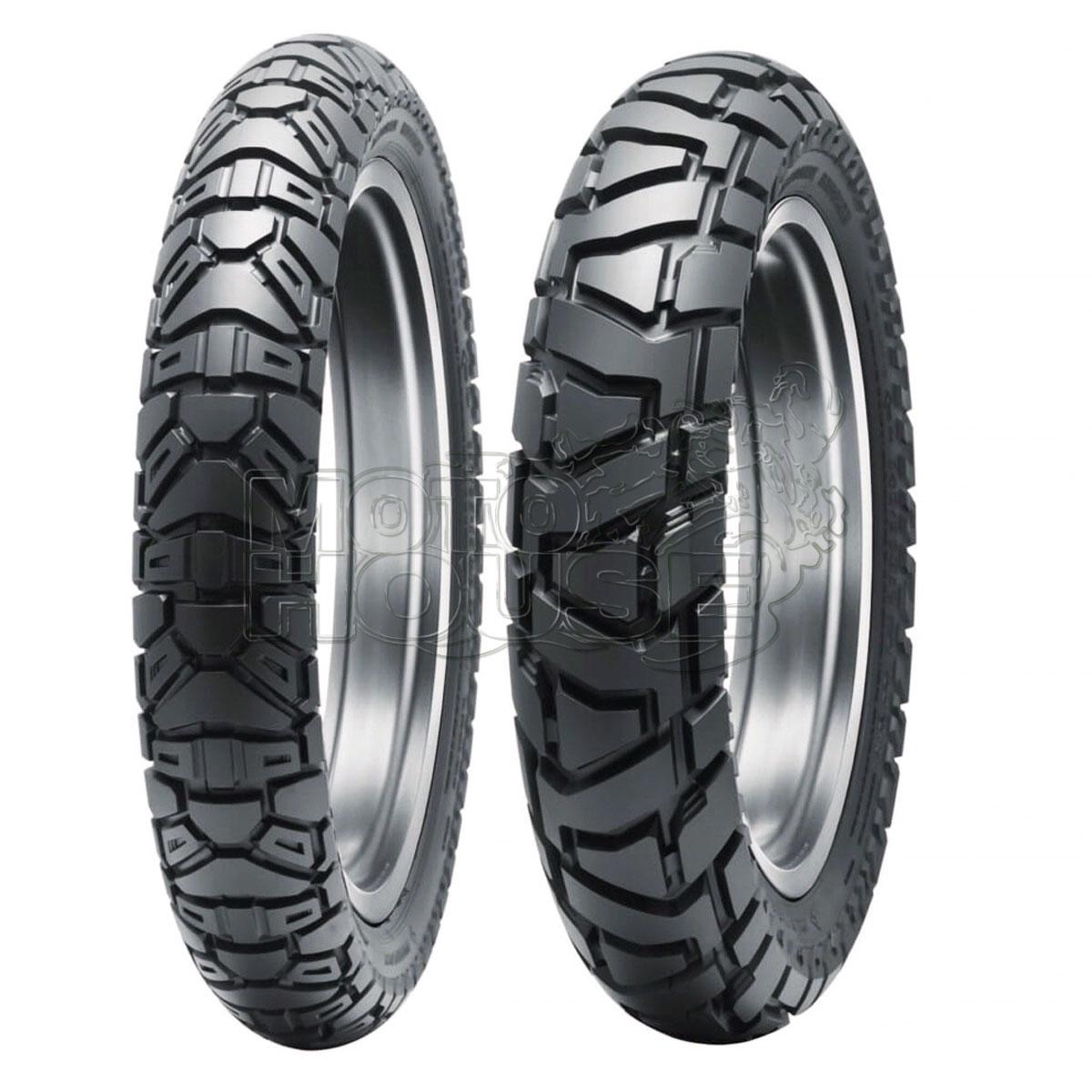 Llanta P/ Moto Dunlop Trailmax Mission 170/60-17 72t