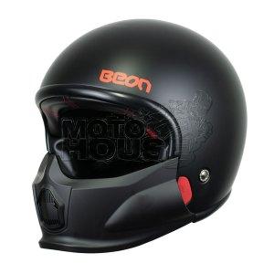 Casco Modular B703 Google Beon Negro