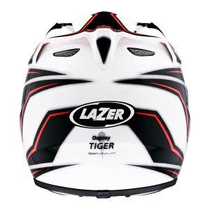 Casco Integral Lazer Osprey Tiger Pure Glass