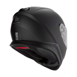 Casco Integral Mt Helmets Thunder 3 Sv Solid Negro Mate