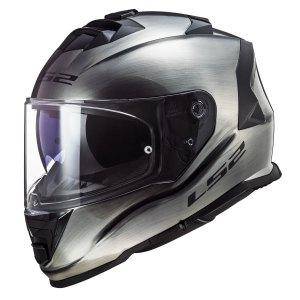 Casco Integral P/ Motociclismo Ls2 Ff800 Storm Jeans Titanio