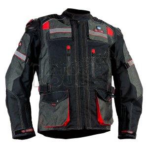Chamarra P/moto C/ Protecc Forro Term/imperm Kohl 210 Rojo