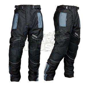 Pantalón P/ Motociclismo Con Protecciones Certificadas K607