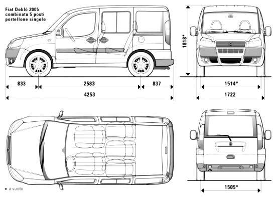 Fiat Doblo 2001 on MotoImg.com