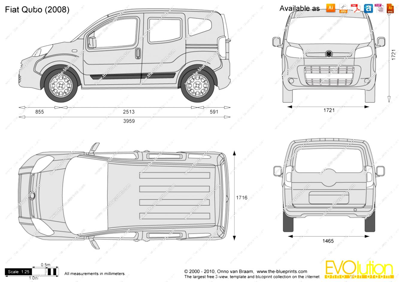 Fiat Qubo 2008 on MotoImg.com