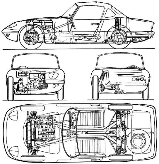 Lotus Elan Roadster 1962 on MotoImg.com