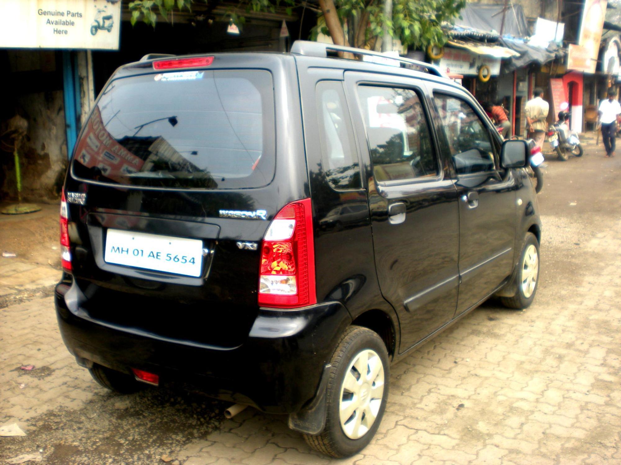 hight resolution of  maruti suzuki wagon r 2005 4