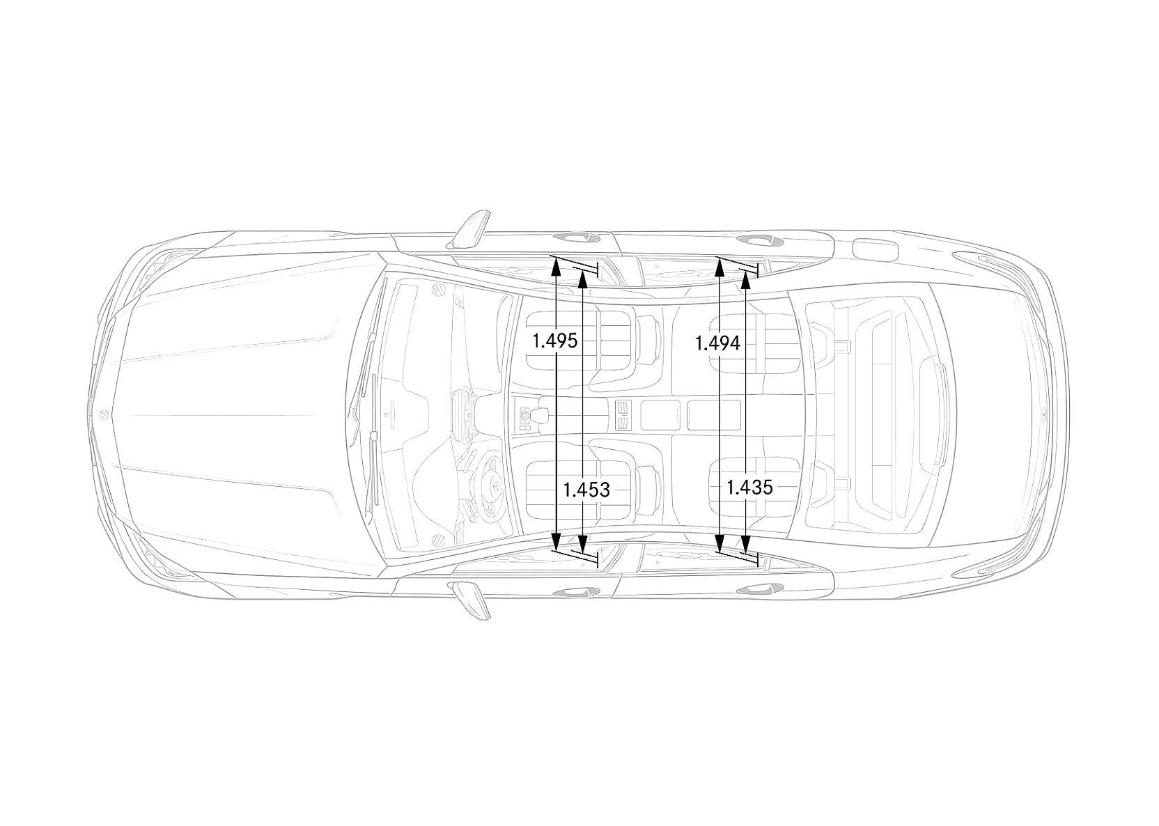 Mercedes Benz CLS 63 AMG C218 2014 on MotoImg.com