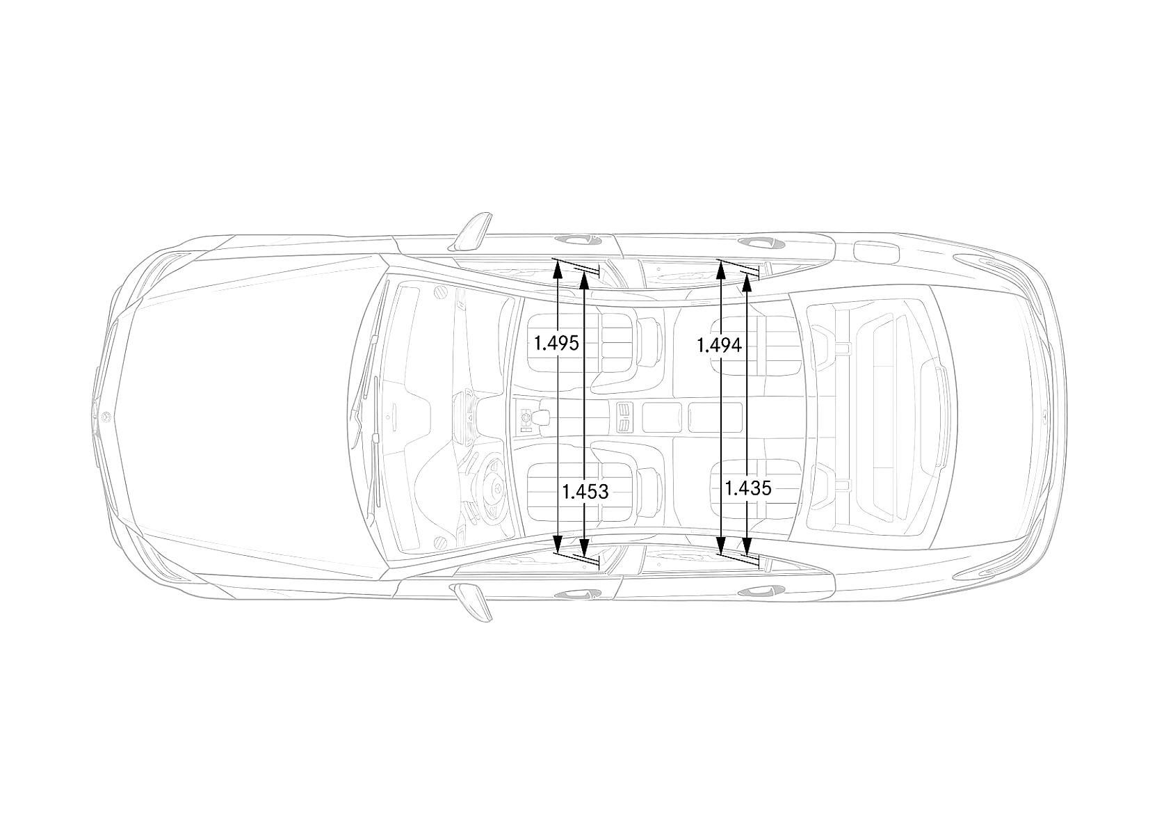 Mercedes Benz CLS Class C218 2014 on MotoImg.com
