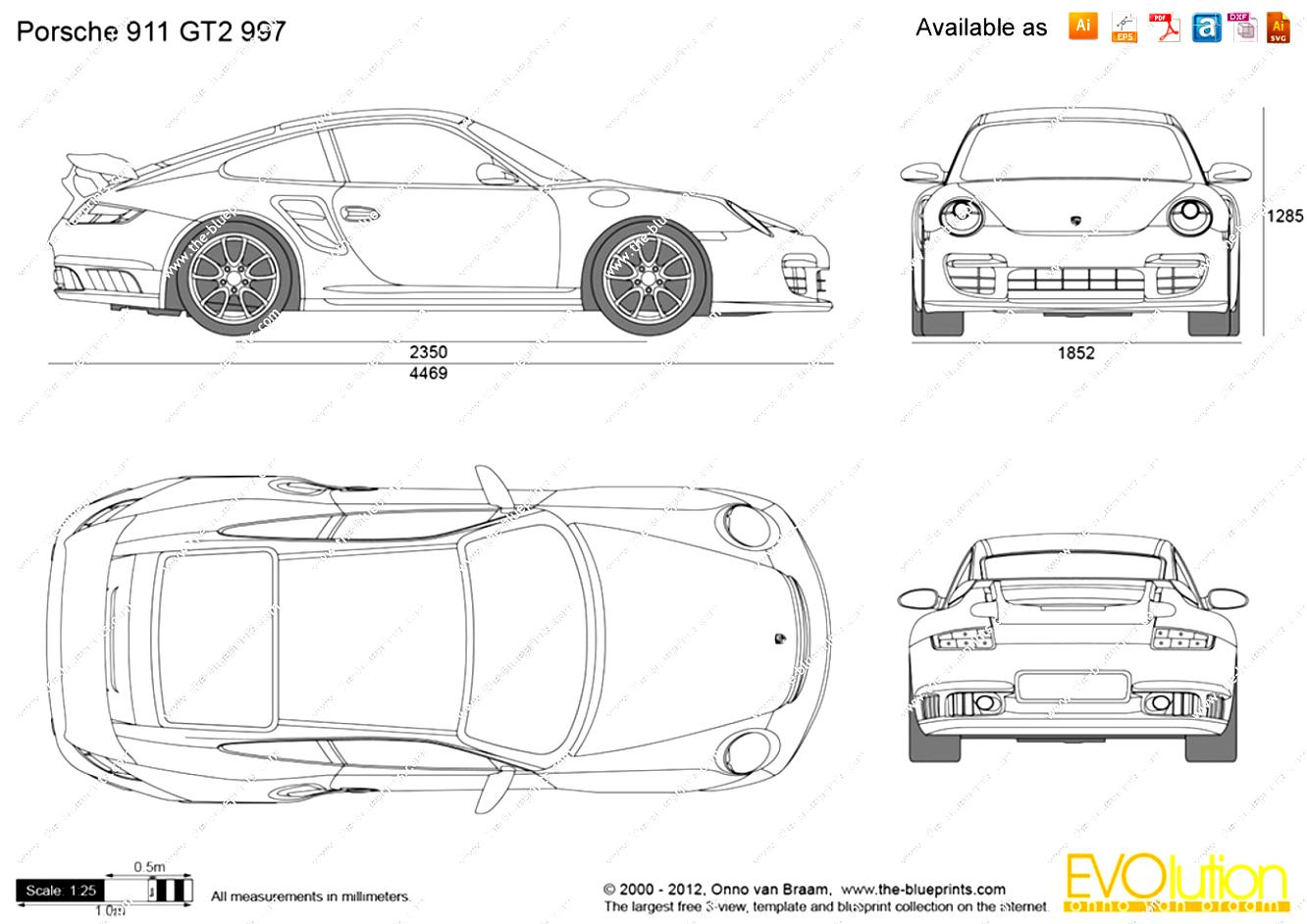 Porsche 911 GT2 997 2007 on MotoImg.com