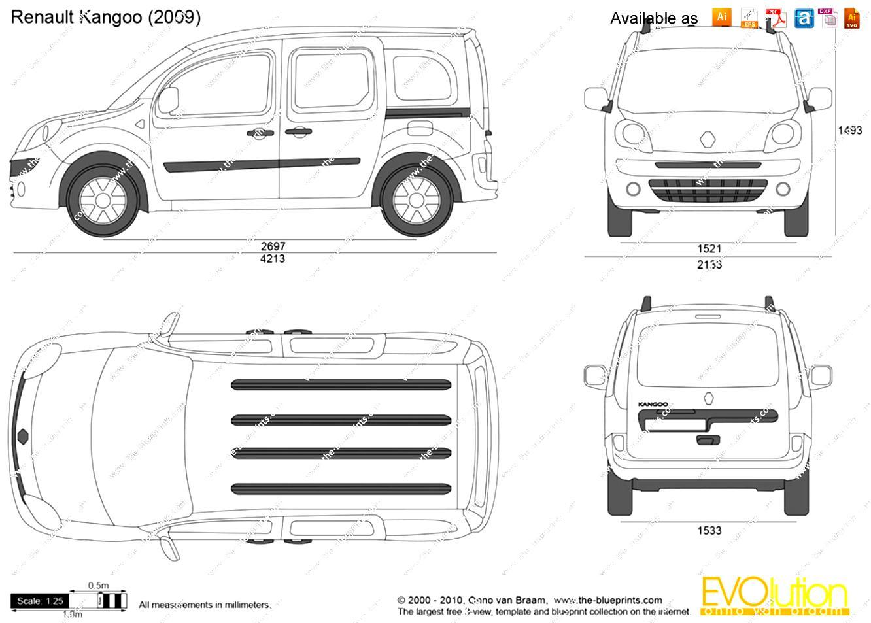 Renault Kangoo 2008 on MotoImg.com