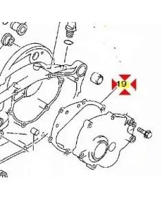 Rod SUSPENSION Motor Yamaha MAJESTY 250 MBK Skyliner 250