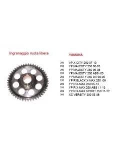 ALBERO MOTORE YAMAHA MAJESTY 250 MBK SKYLINER 250