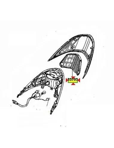 vetro stop kymco agility