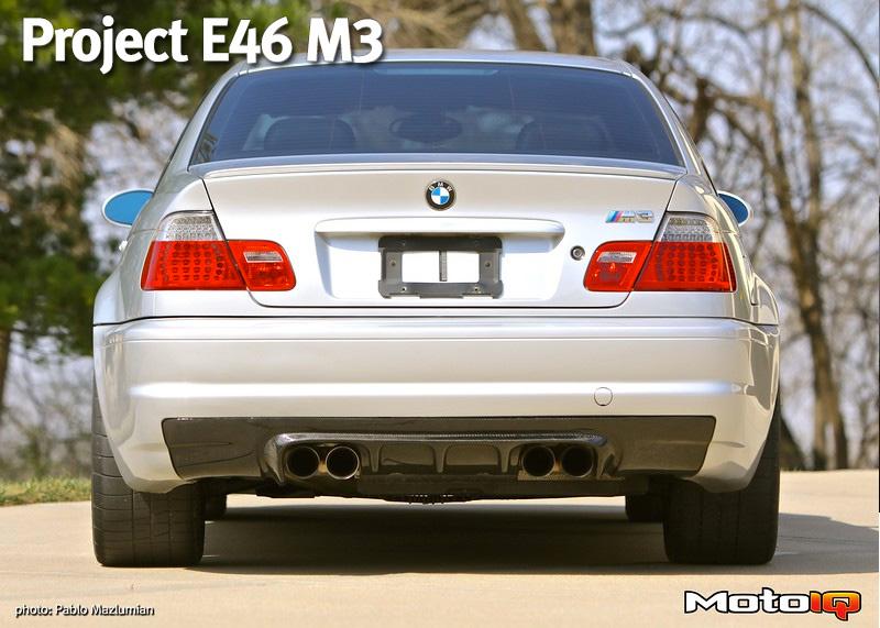 project e46 m3 part 17 preferred