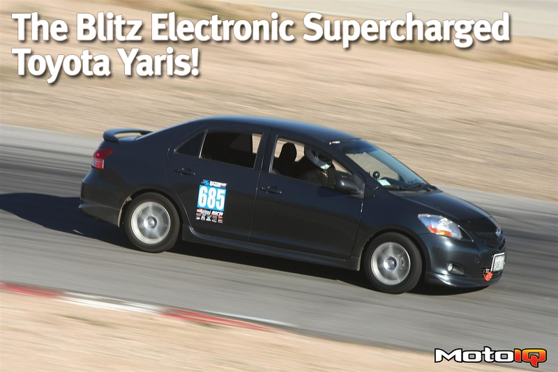 toyota yaris trd supercharger kit heykers the blitz electronic supercharged motoiq