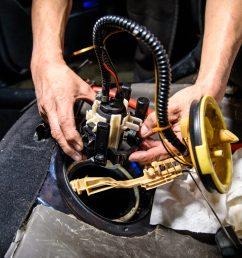 bmw e39 m5 fuel pump repair with deatschwerks [ 1920 x 1272 Pixel ]