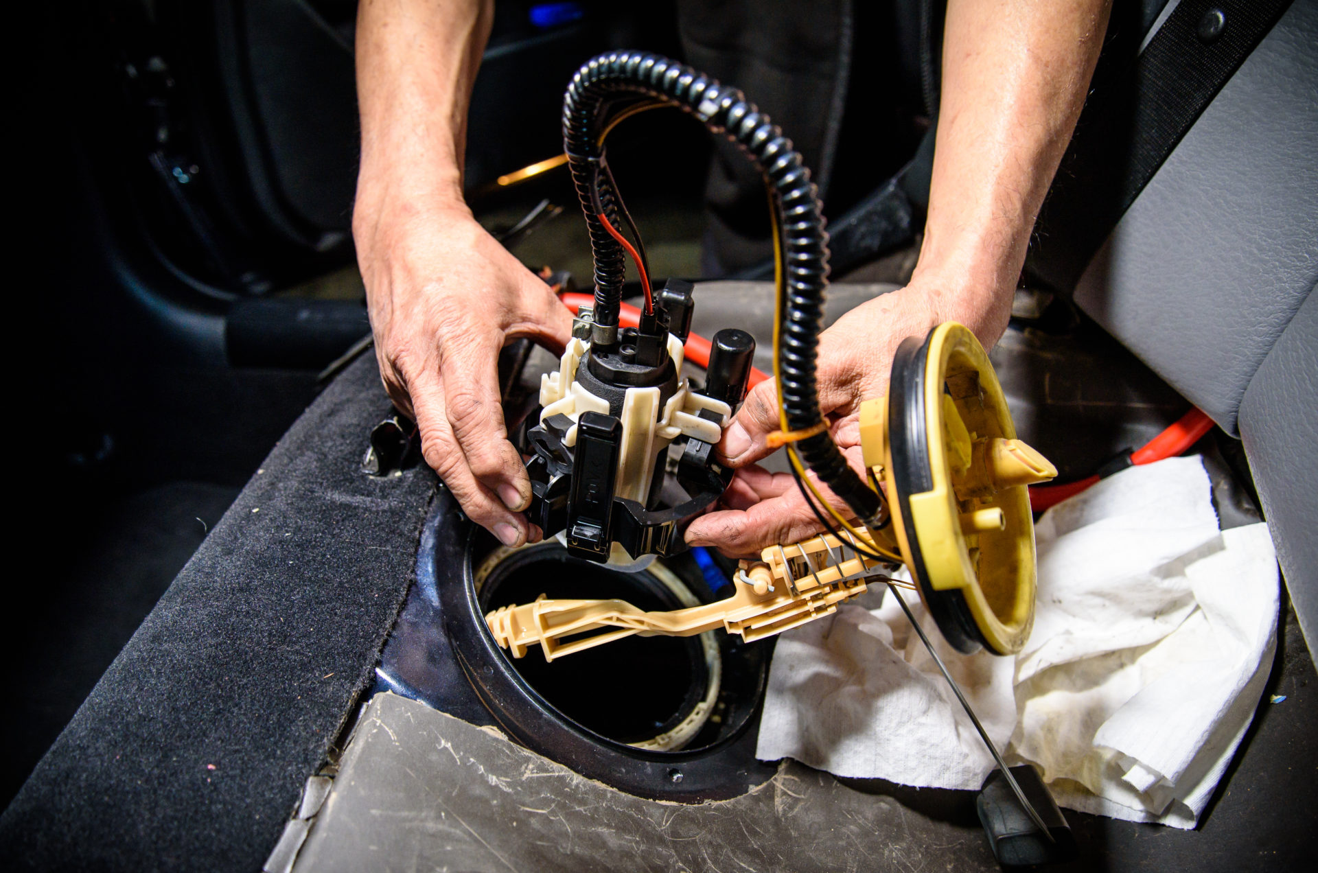 hight resolution of bmw e39 m5 fuel pump repair with deatschwerks