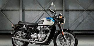 180119 Triumph Bonneville