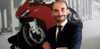 Claudio Domenicali CEO Ducati