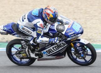 Jorge Martin Testes Moto3 Jerez II 2