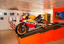 Repsol Racing Tour Honda Marquez