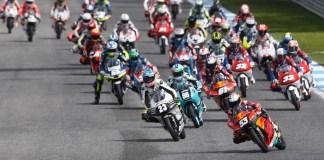Moto3 Junior FIM CEV Estoril