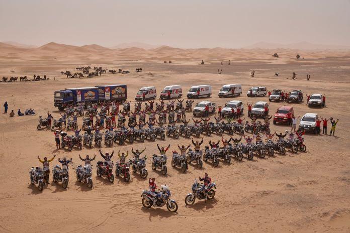 Honda Epic Tour Morocco