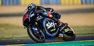 Francesco Bagnaia GP de França qualificação