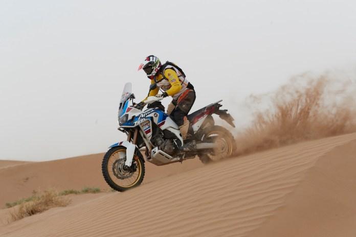 Honda Epic Tour Morocco 2018 Day 5