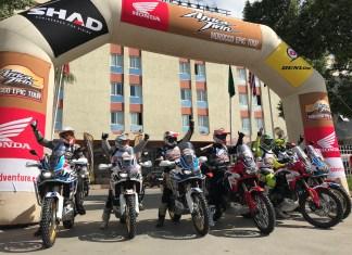 Honda Epic Tour 2018 dia 1 Fez-Midelt