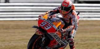Marc Marquez GP da Holanda