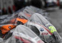 GP da Grã-Bretanha race day